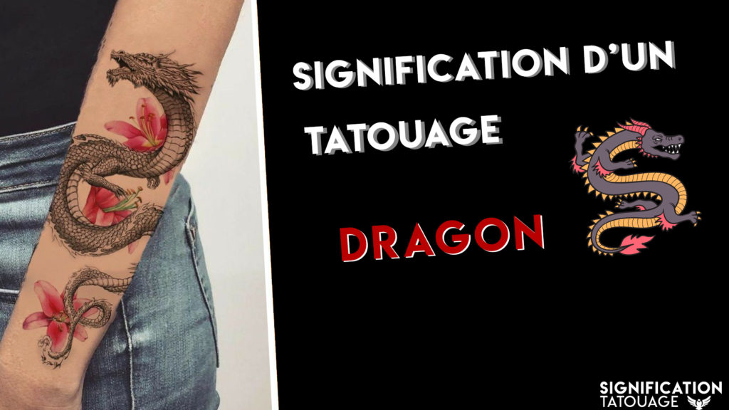tatouage dragon vignette