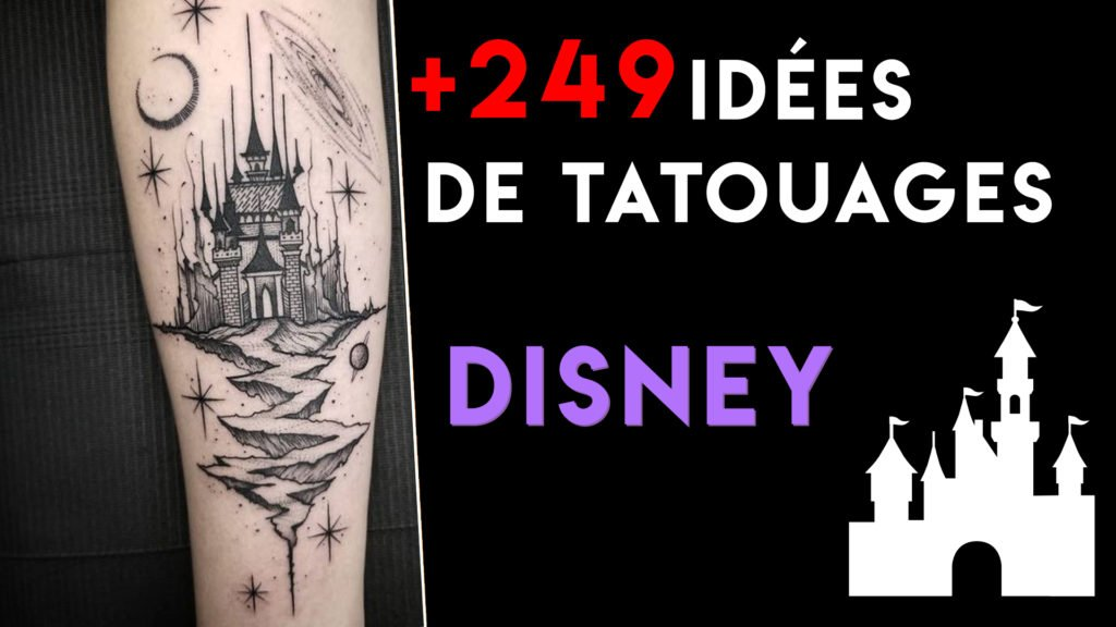 image photo idees tatouages disney